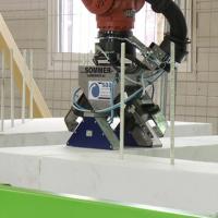 高科技墙板楼板生产解决方案 全自动多层预制构件生产方式