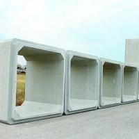 市政构件预制管廊