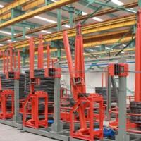 建安盛腾科技钢筋自动加工生产线