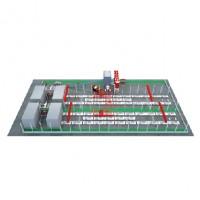 PC构件成套生产线设备
