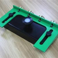 2100磁盒 带夹具 PC固定磁盒 出口品质 可打logo