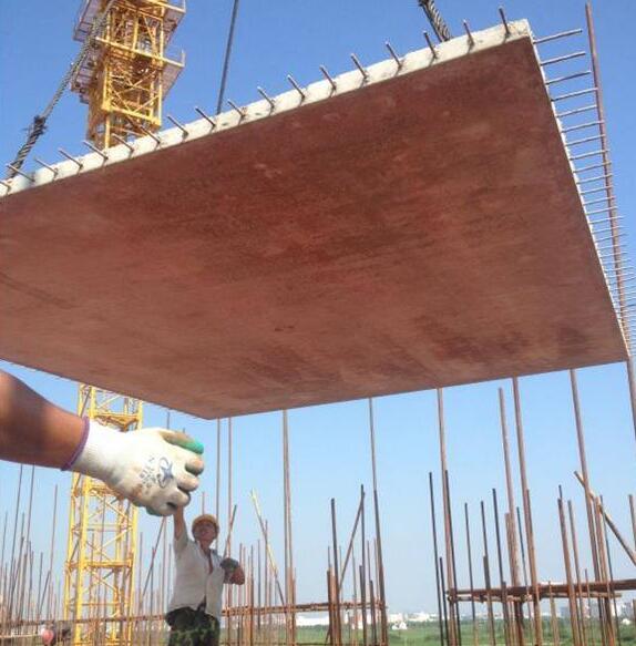 叠合板吊装
