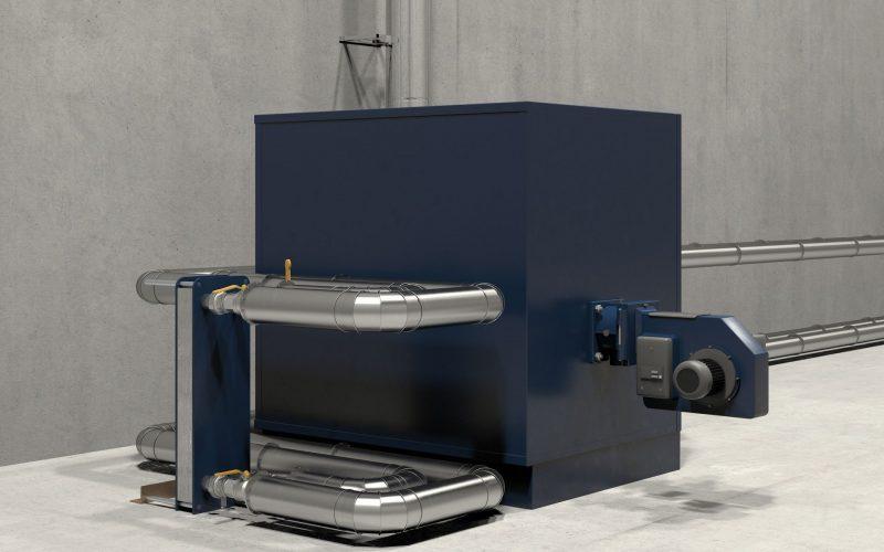 CureBatch搅拌水加热系统