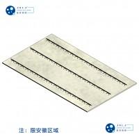 PKⅢ型预应力钢管桁架叠合板