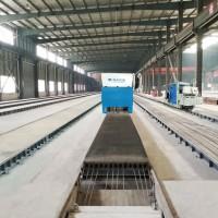 滑动式多功能预应力构件生产线