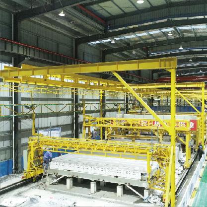 市政路桥生产线设备