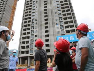 """广东中山市首个获得装配式建筑认定项目迎来""""工地开放日"""""""