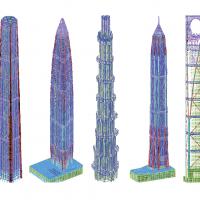 多、高层建筑结构空间有限元分析与设计软件【SATWE】