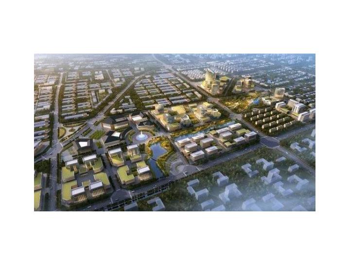 山东周村这一项目打造国家级装配式建筑产业示范基地