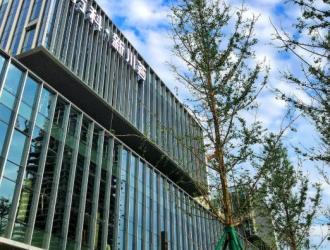 成都高新区新川创新科技园又新添一LEED金级认证绿色建筑
