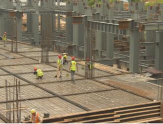 湖北|鄂西北首个装配式保障性住房项目快速推进