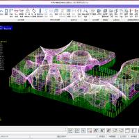 复杂多层及高层建筑结构分析与设计软件【PMSAP】