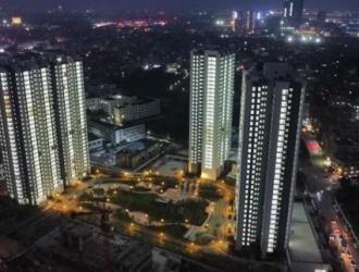 广东广州首个装配式保障房亮灯,项目即将竣工