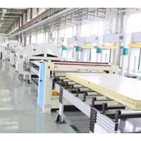 保温装饰一体化板生产线