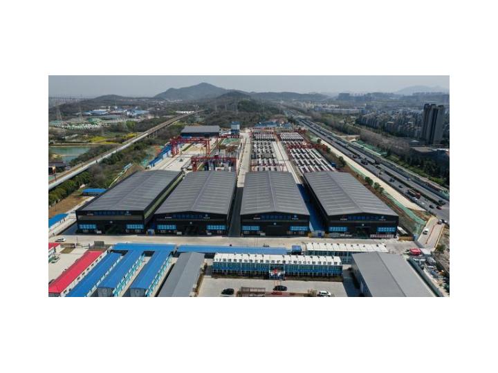江苏南京:装配式公路桥梁项目建设有序推进