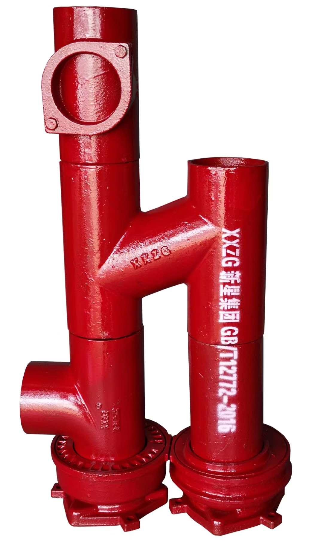 铸铁沉箱排水器  铸铁防漏宝  铸铁沉箱地漏