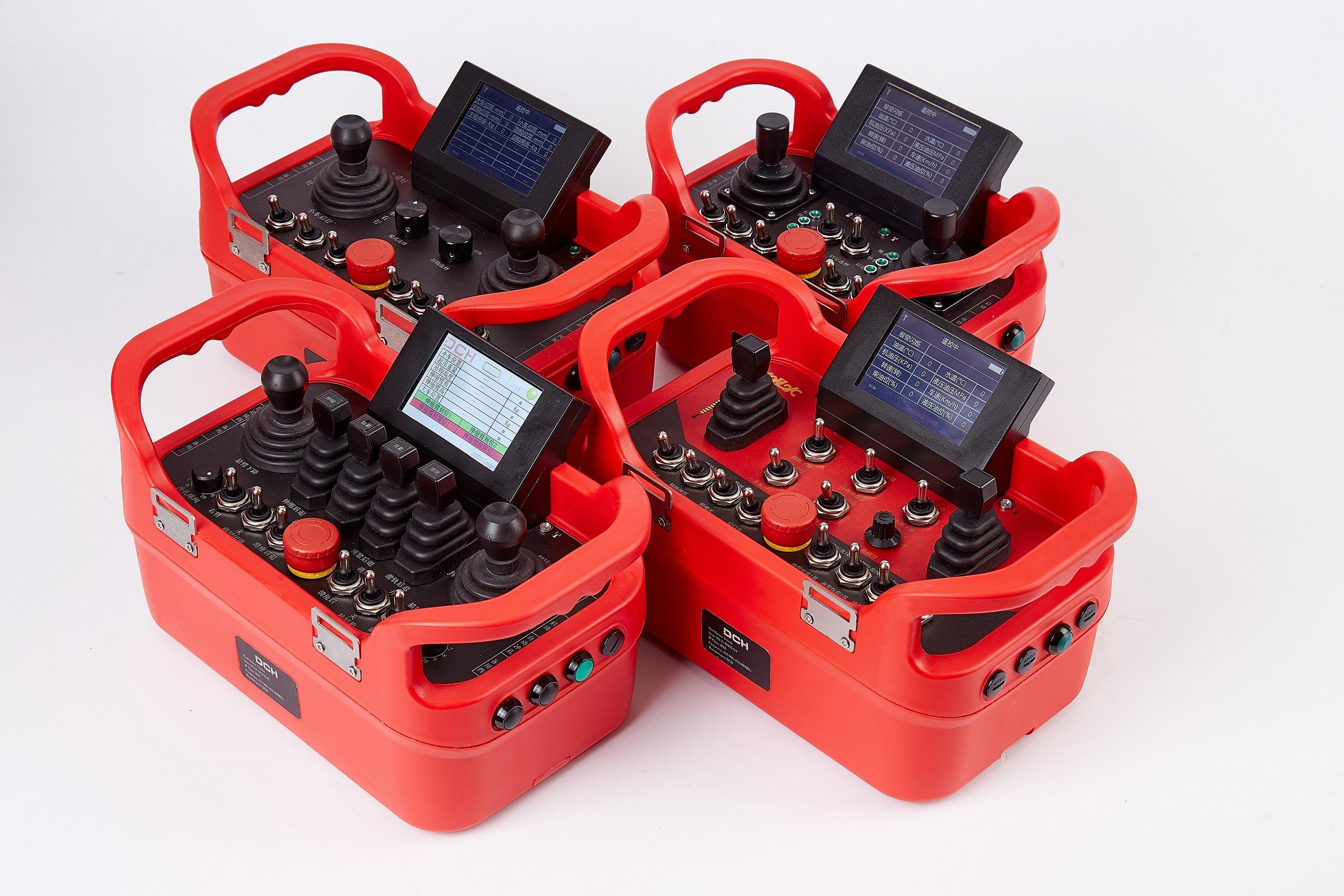 布料机遥控器,PC产线遥控器,工业遥控器