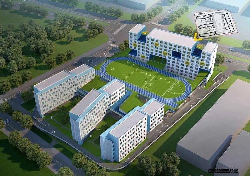 锦龙学校项目