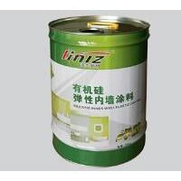 LZ111有机硅环保弹性涂料