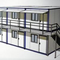 住人集装箱活动房屋