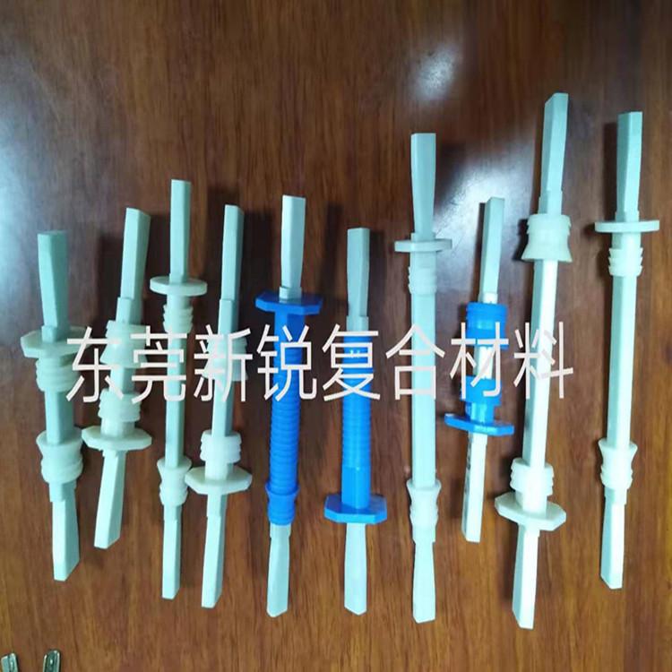 连接杆FEP保温拉结件厂家供应保温30连接杆