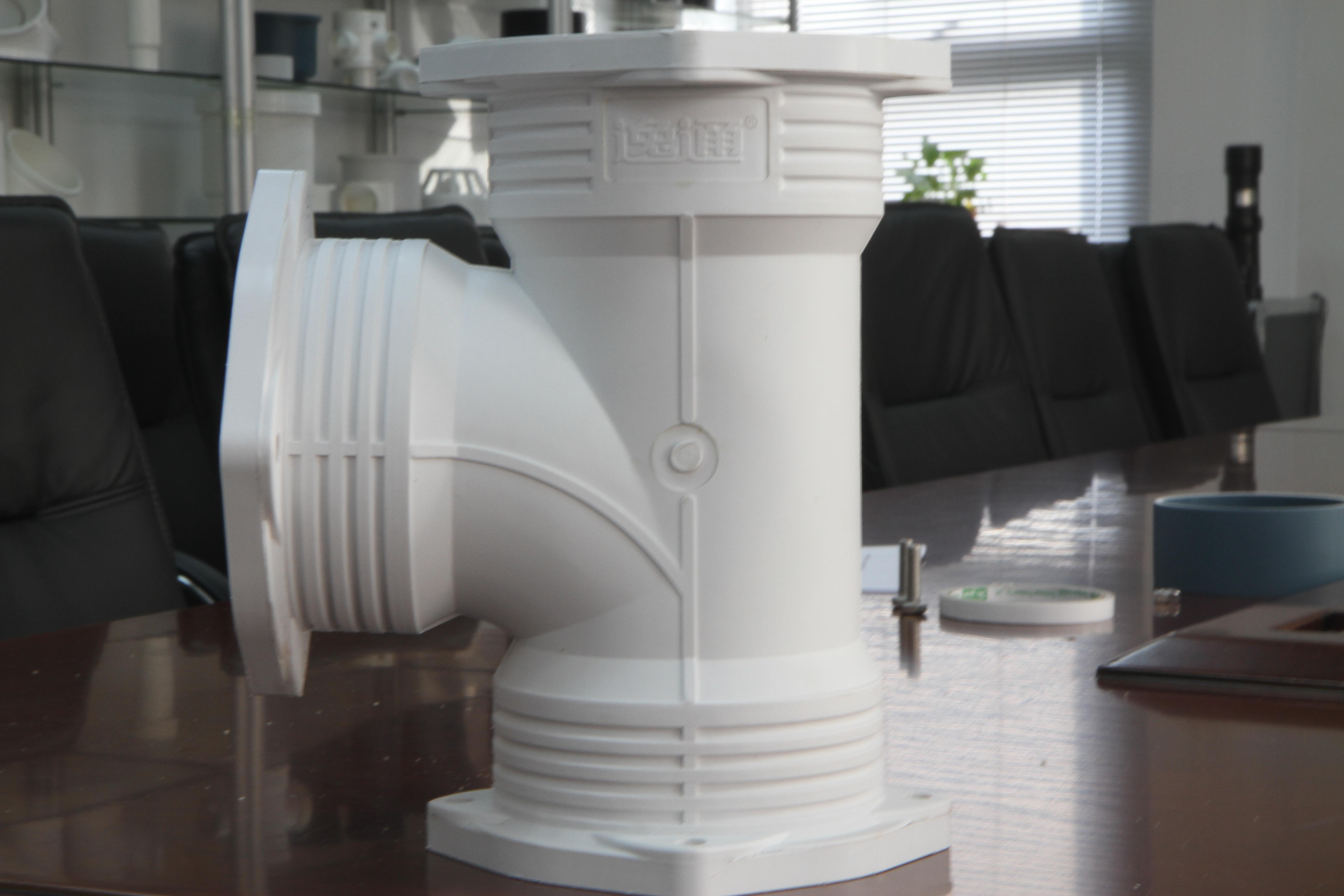 装配式建筑排水管材管件