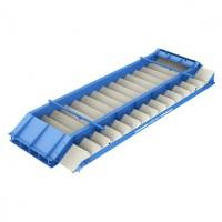 卧式宽度可调楼梯模具