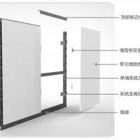 上海森临-全钢制装配式单墙系统