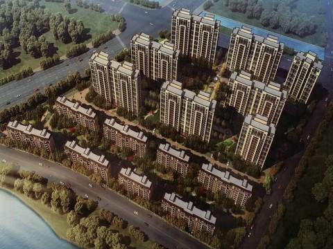 上海青浦新城